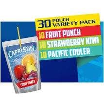 Juice Boxes: Capri Sun
