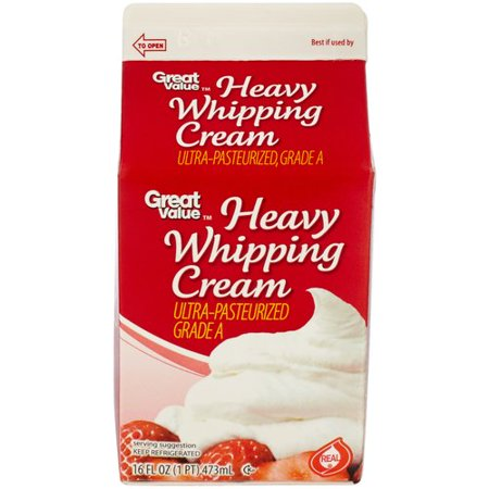 Fat Free Whipping Cream 15