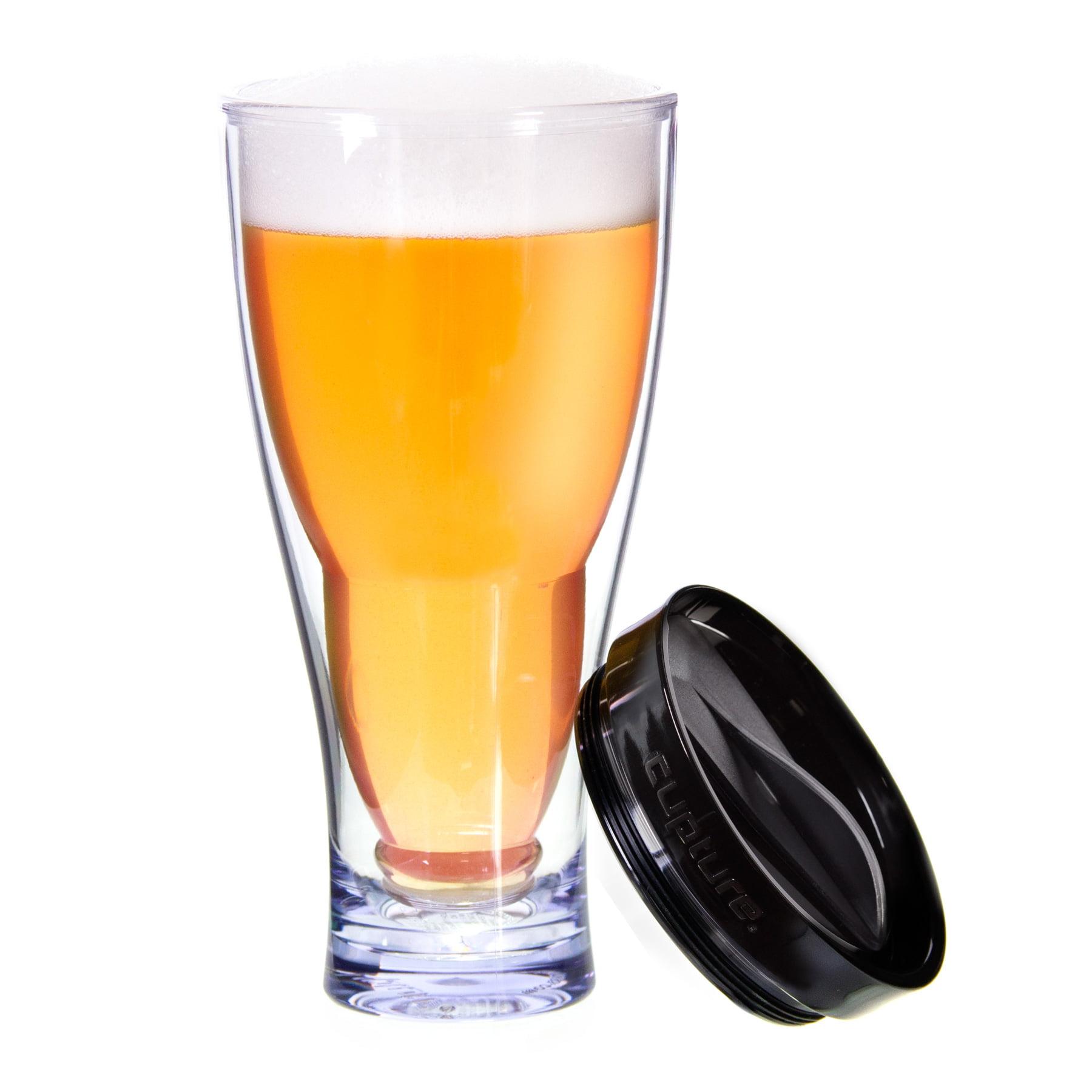 Cupture Beer Mug 28oz (Brown) by Cupture