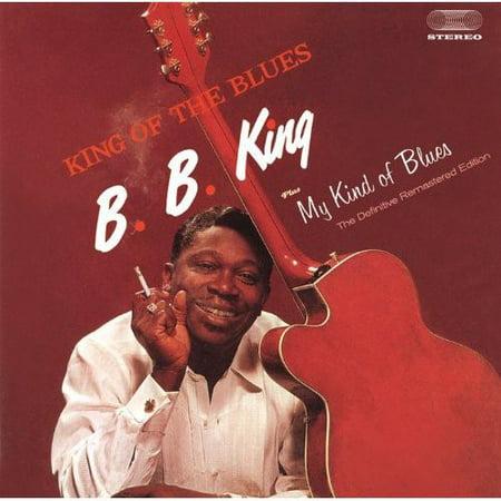 King of the Blues / My Kind of Blues (CD) (King Of My Soul Matt Redman Chords)