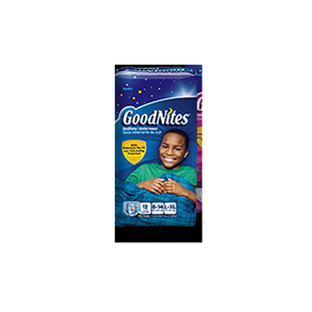 - GOODNITES Youth Pants, Small/Medium Boy. [ Sold by the Each, Quantity per Each : 1 EA, Category : Undergarments, Product Class : Undergarments ]