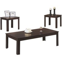 Monarch Table Set 3Pcs Set / Cappuccino