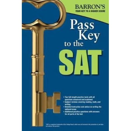 Barrons Pass Key To The Sat