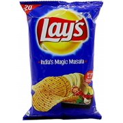 Lays India's Magic Masala, 3 Pack
