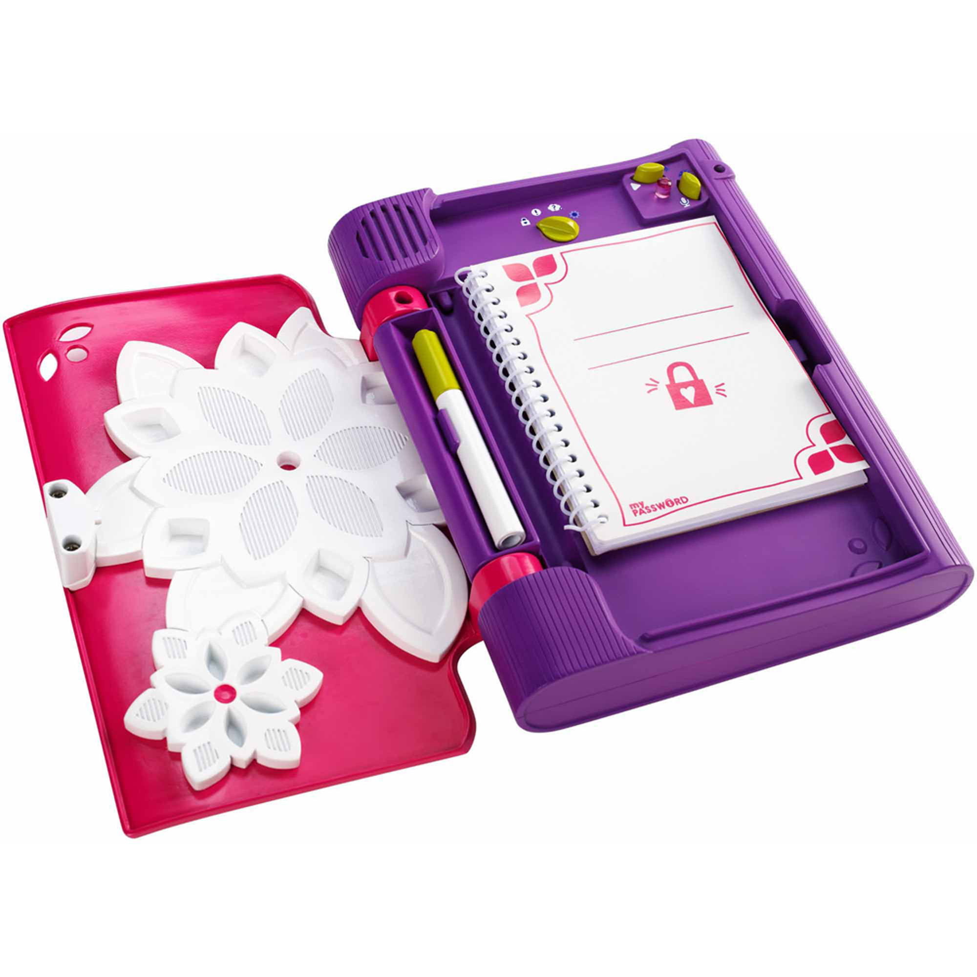 IN-STOCK My Password Journal Voice Activated Mattel Electronic Diary Pink Girl  eBay