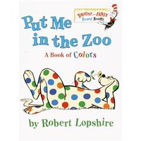 Put Me in the Zoo (Board Book)