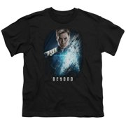 Star Trek Beyond Kirk Poster Big Boys Shirt