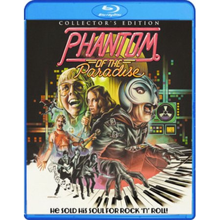 Phantom of the Paradise (Blu-ray)