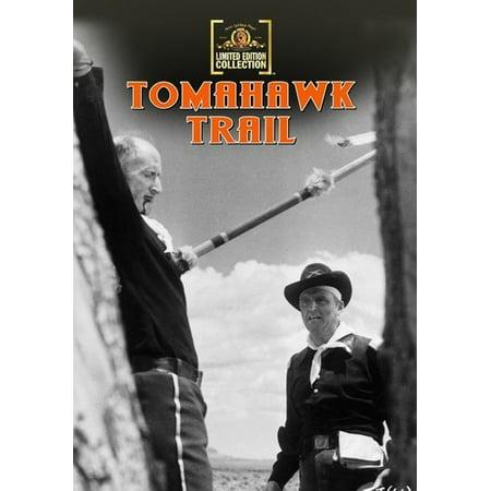 Tomahawk Trail (DVD) (Braves Tomahawk)