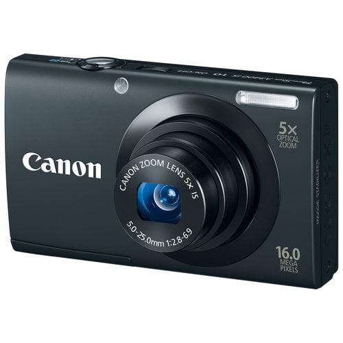 Canon Cameras 6185B001 PS A3400IS 16.0MP--Black