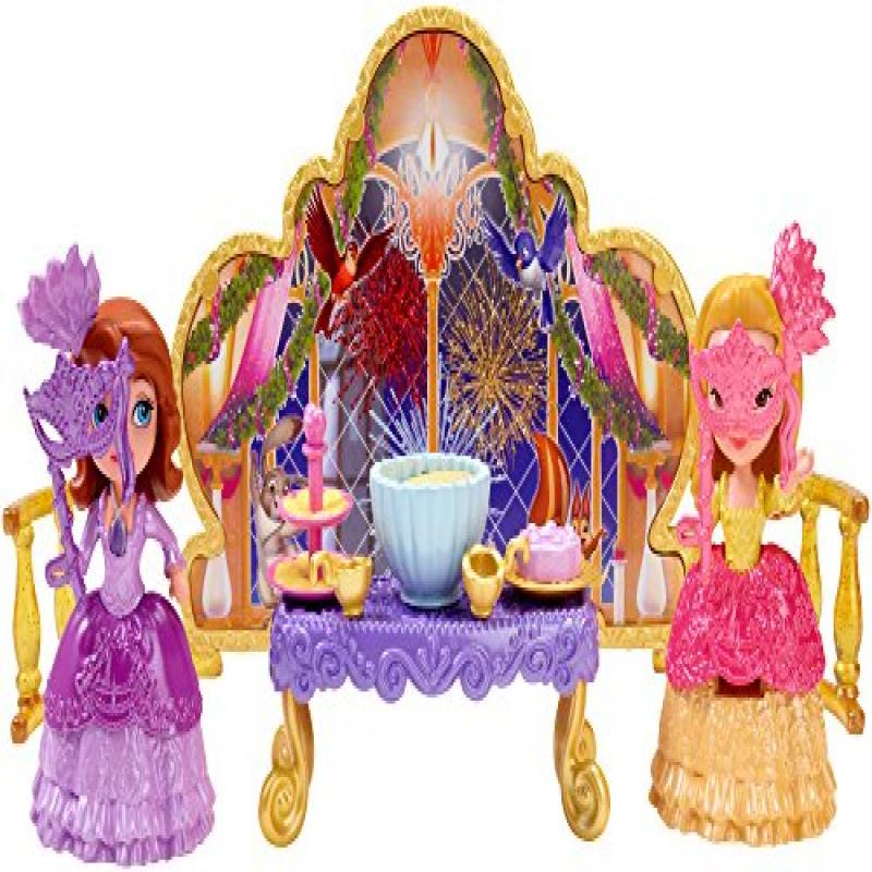 Disney Sofia the First - Masquerade Party