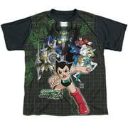 Astro Boy Group Big Boys Sublimation Shirt