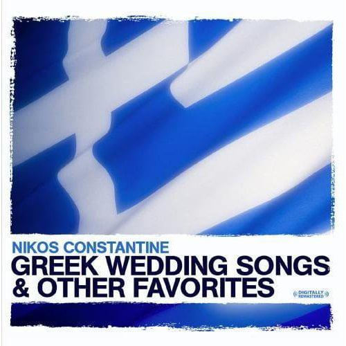 Nikos Constantine - Greek Wedding Songs & Other Favorites [CD]
