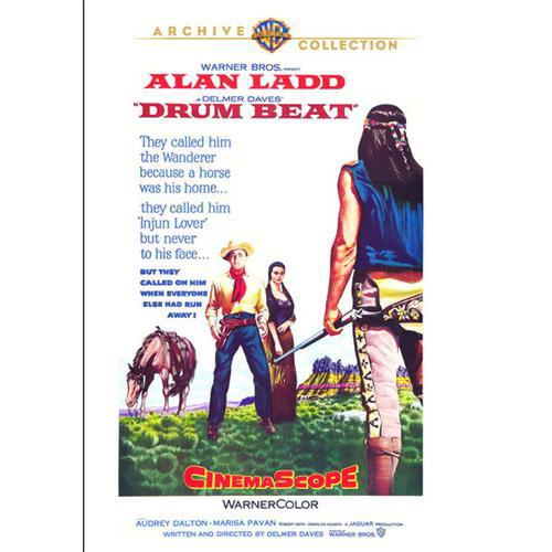 Drum Beat (1954) (MOD) DVD-9