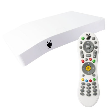 TiVo BOLT (500 GB) DVR and Streaming Media Player - 4K UHD Compatible -  White (Refurbished)
