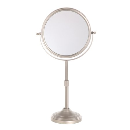 Better Homes and Garden Satin Nickel Extension Mirror