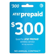 AT&T PREPAID $300 Direct Top Up
