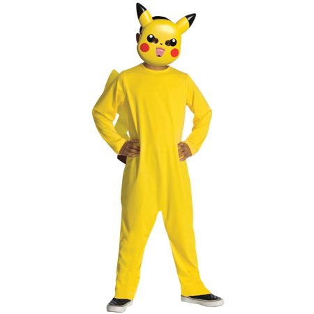 Pikachu In A Dress (Pikachu Toddler/Child Costume)