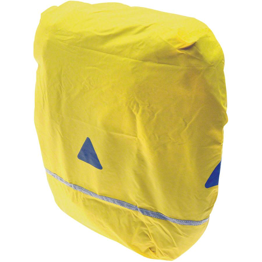 Axiom 30 Liter Pannier Rain Cover: Yellow