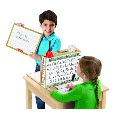 Melissa & Doug - 8514 | School Time! Classroom Play Set - image 3 of 4