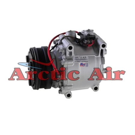 Brand New Arctic Air Premium Auto A/C Compressor with Clutch for 1994-2000 Honda Civic 1.6L - 1 YEAR WARRANTY*