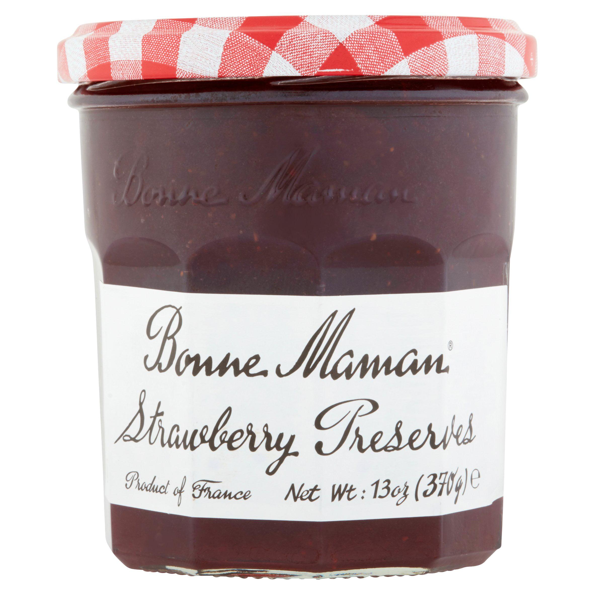 Bonne Maman Strawberry Preserves, 13.0 OZ by Wal-Mart Stores, Inc.
