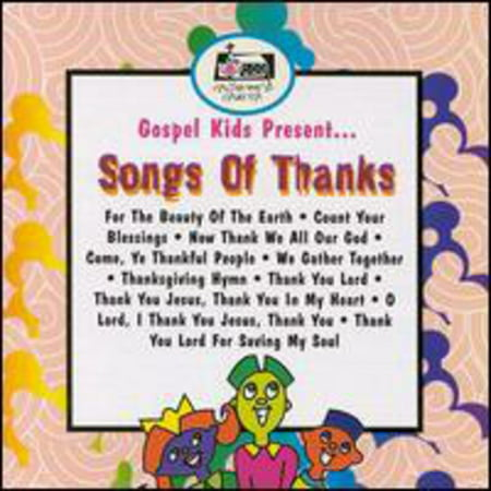 Thank You Songs (CD) - Halloween Songs 00