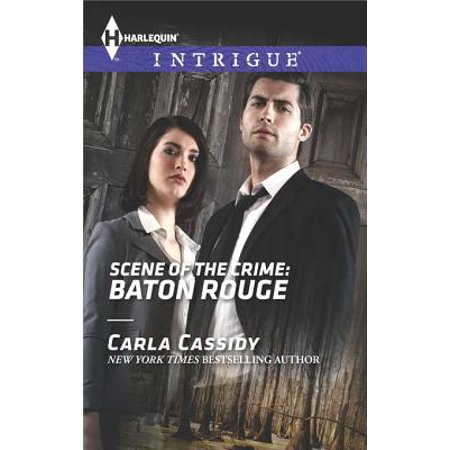 Scene of the Crime: Baton Rouge - eBook
