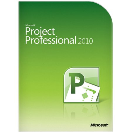 Microsoft Project Professional 2010 For Windows