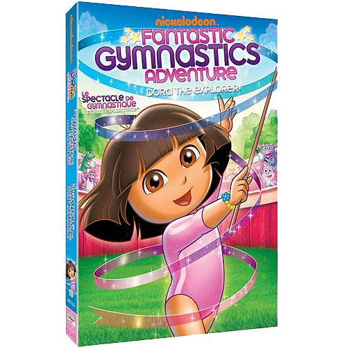 Dora The Explorer: Dora's Fantastic Gymnastics Adventure (Walmart Exclusive) (WALMART EXCLUSIVE)