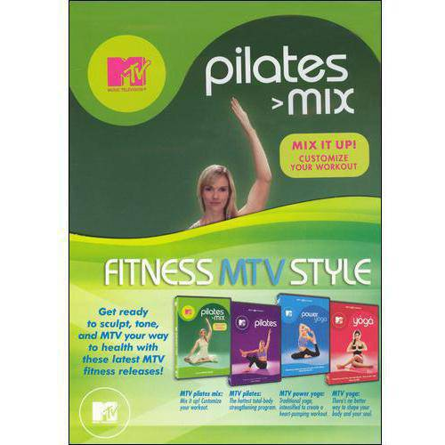 MTV: Fitness Four Pack (Full Frame)