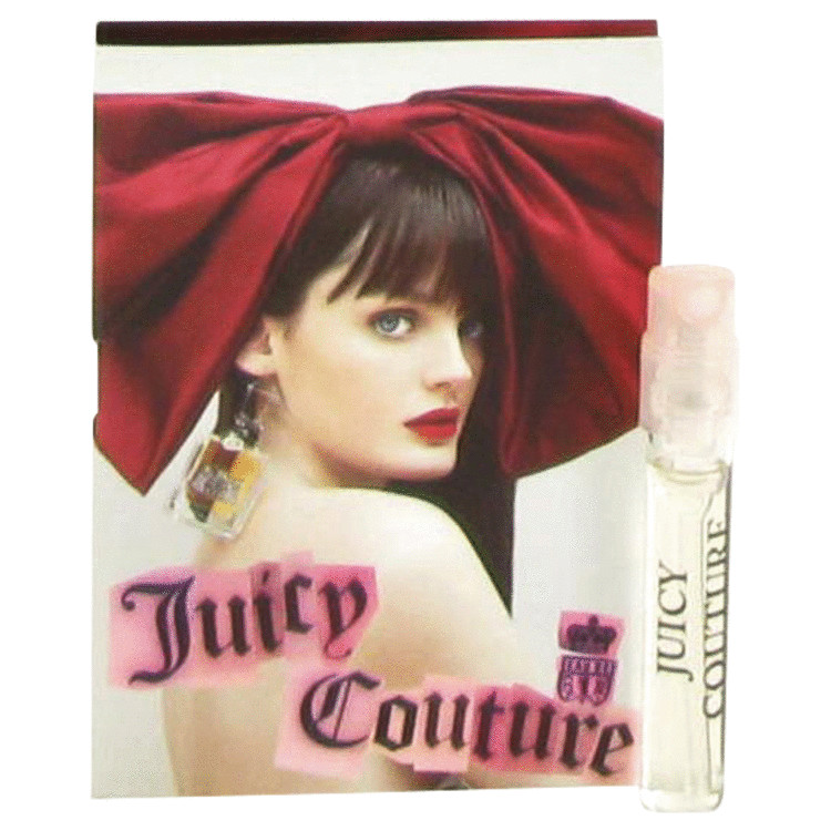 JUICY COUTURE by JUICY COUTURE ~ Women's Vial (sample) .03 oz