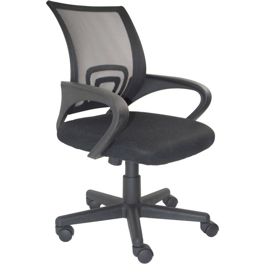 aleko ergonomic highback mesh office chair black