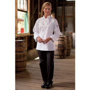 4010-0108 Traditional Chef Pant in Black - 4XLarge