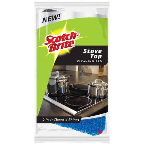 Scotch-Brite Stove Top Cleaning Pad