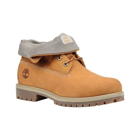 - Men's Timberland Single Roll Top Ankle Boot