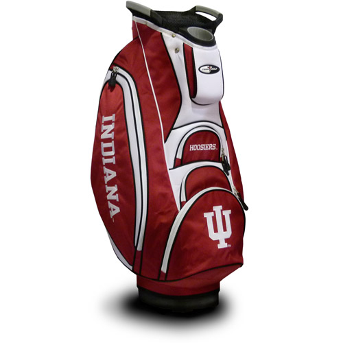 Click here to buy Team Golf NCAA Indiana Victory Golf Cart Bag by Team Golf.