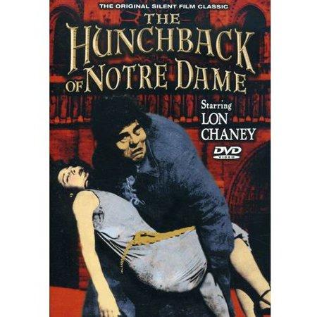 Hunchback Of Notre Dame (Silent) - Halloween Tree Notre Dame