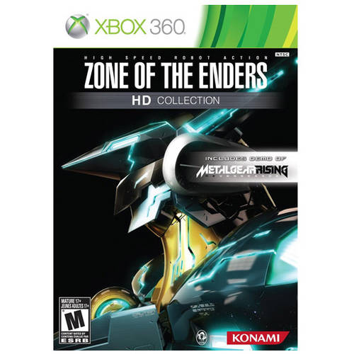 Zone Of The Enders (Xbox 360) - Pre-Owned