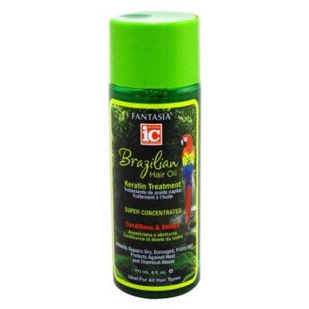 Fantasia Brazilian Keratin Treatment 6 oz. (Pack of