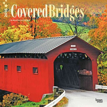 Covered Bridges 2016 Calendar
