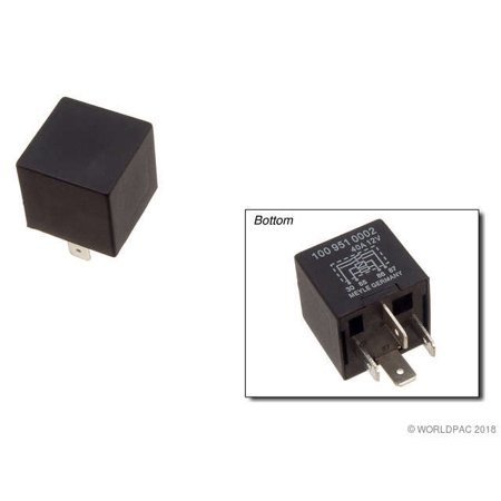 Meyle W0133-1937339 Horn Relay for Audi / Porsche /