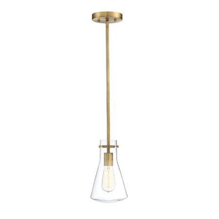 Breakwater Bay Enciso 1-Light Cone Pendant