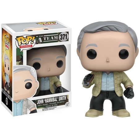 Funko Pop  Television  A Team   Hannibal