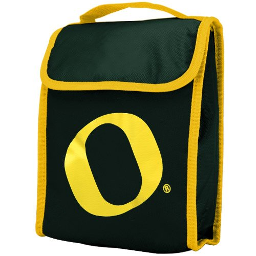 Oregon Ducks Official NCAA  Insulated Lunch Box Lunchbox Bag by Forever Collectibles