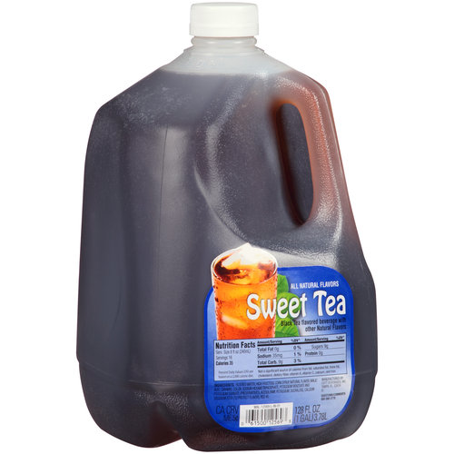 Cott Sweet Tea, 128 fl oz