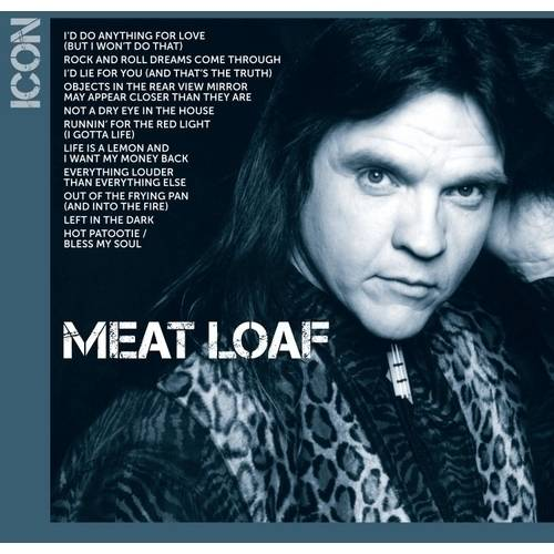 Icon Series: Meat Loaf