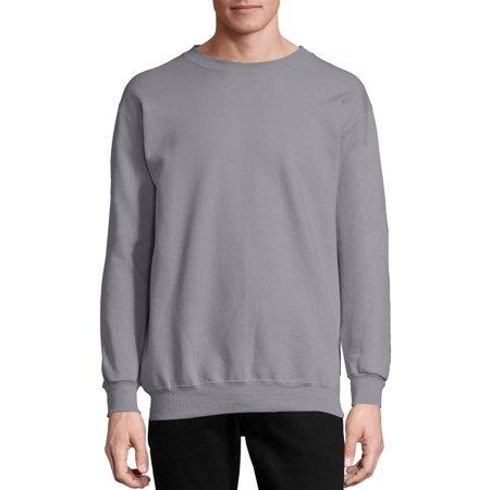 - Men's Ultimate Cotton Heavyweight Fleece Sweatshirt