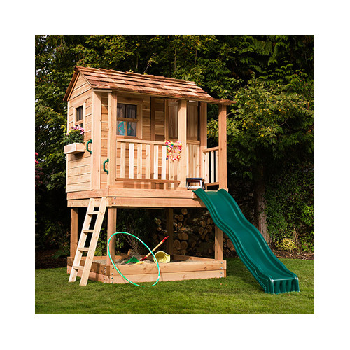 Outdoor Living Today Little Squirt Playhouse by