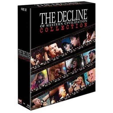 Decline Of Western  Music Blu Ray
